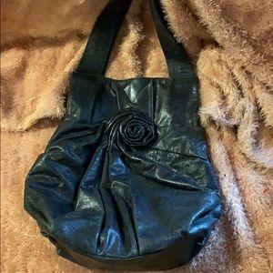 💚PRICE 🔒💚Very 80's vintage hobo purse